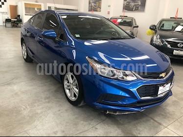 Foto Chevrolet Cruze LT Aut usado (2017) color Azul precio $255,000