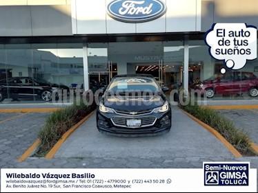 Foto venta Auto Seminuevo Chevrolet Cruze LT Aut (2017) color Negro precio $274,000