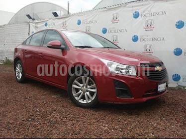 Foto venta Auto Seminuevo Chevrolet Cruze LT Aut (2014) color Rojo Metalizado precio $152,000