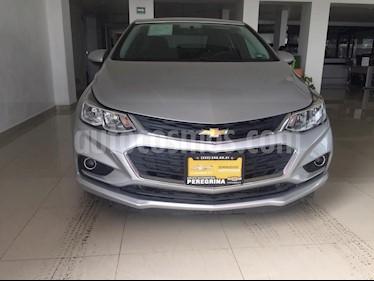 Foto venta Auto Seminuevo Chevrolet Cruze LT Aut (2017) color Plata Brillante