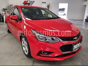 Foto venta Auto usado Chevrolet Cruze LT Aut (2016) color Rojo precio $219,000