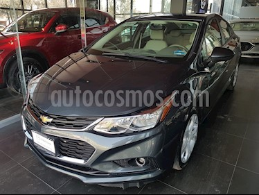 Foto venta Auto usado Chevrolet Cruze LT Aut (2018) color Gris precio $270,000