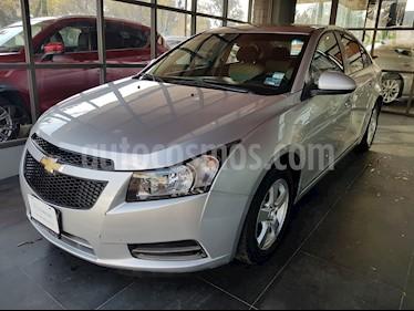 Foto venta Auto Seminuevo Chevrolet Cruze LT Aut (2012) color Gris Platino precio $108,000