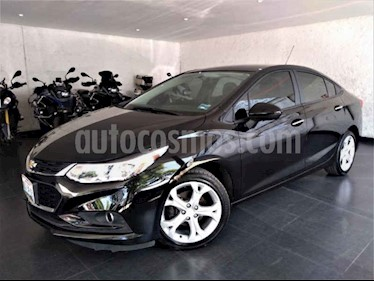 Foto venta Auto usado Chevrolet Cruze LT Aut (2017) color Negro precio $250,000