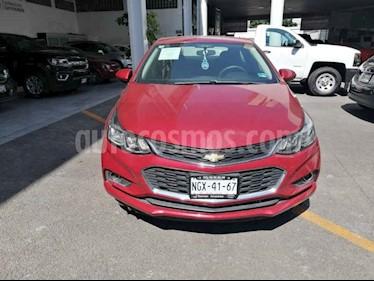 Chevrolet Cruze LT Aut usado (2017) color Rojo precio $225,000
