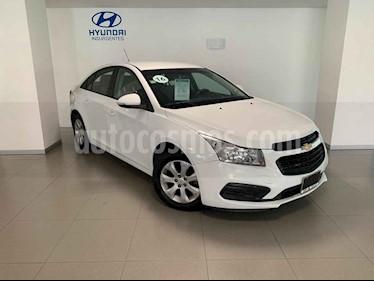 Foto venta Auto usado Chevrolet Cruze LT Aut (2016) color Blanco precio $170,000