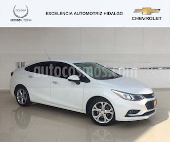 Chevrolet Cruze LT Aut usado (2017) color Blanco precio $245,000