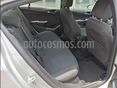 Chevrolet Cruze LT Aut usado (2017) color Plata precio $245,000