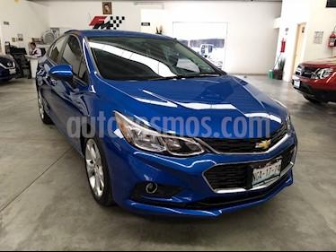 Foto venta Auto usado Chevrolet Cruze LT Aut (2018) color Azul precio $259,000