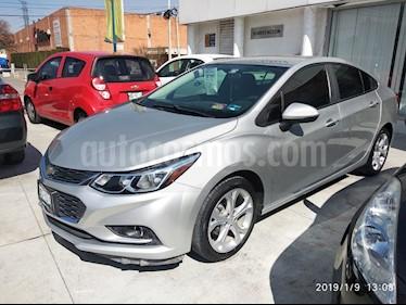 Foto venta Auto Seminuevo Chevrolet Cruze LT Aut (2017) color Plata Brillante precio $259,000