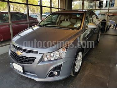 Foto venta Auto usado Chevrolet Cruze LT Aut (2014) color Gris Platino precio $159,000