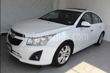 Foto Chevrolet Cruze LT Aut usado (2014) color Blanco precio $159,000