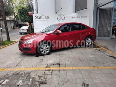 Foto venta Auto Seminuevo Chevrolet Cruze LT Aut (2016) color Rojo precio $220,000