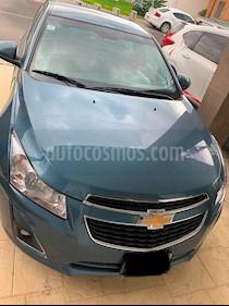 Chevrolet Cruze LT Aut usado (2014) color Azul precio $135,000