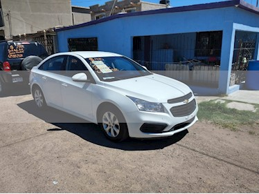 Foto Chevrolet Cruze LT Aut usado (2015) color Blanco precio $150,000