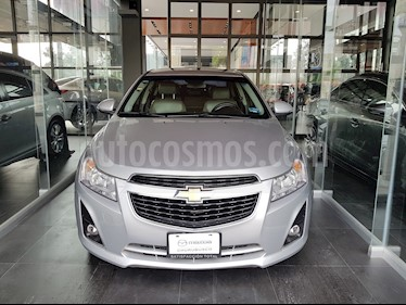 Foto venta Auto Seminuevo Chevrolet Cruze LT Aut (2014) color Gris Platino precio $167,000