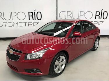 Foto venta Auto usado Chevrolet Cruze LT Piel Aut (2010) color Rojo precio $118,900