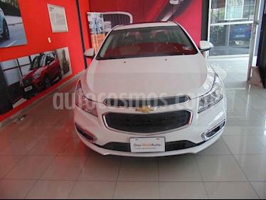Foto venta Auto usado Chevrolet Cruze LT Piel Aut (2015) color Blanco precio $175,000
