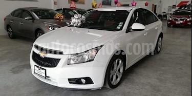 Foto venta Auto usado Chevrolet Cruze LT Piel Aut (2010) color Blanco precio $120,000