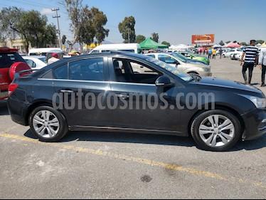 Foto Chevrolet Cruze LT Piel Aut usado (2015) color Carbon precio $175,000