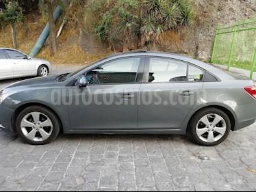 Chevrolet Cruze LT Piel Aut usado (2011) color Gris precio $107,000