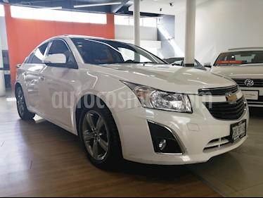 Foto venta Auto usado Chevrolet Cruze LT Piel Aut (2014) color Blanco Galaxia precio $147,000