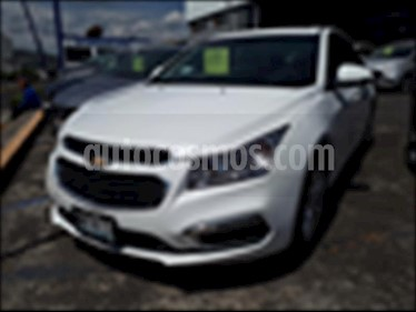 Foto Chevrolet Cruze LT PIEL STD usado (2015) color Blanco precio $180,000