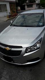 Foto Chevrolet Cruze LT Tela Aut usado (2011) color Gris Platino precio $126,000