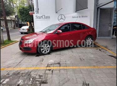 Foto venta Auto usado Chevrolet Cruze LT Tela Aut (2016) color Rojo precio $165,000