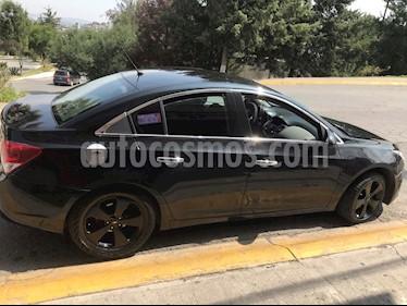 Chevrolet Cruze LT Tela Aut usado (2012) color Negro precio $108,000
