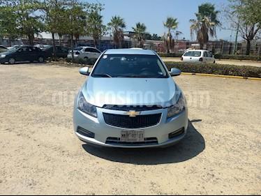 Foto venta Auto usado Chevrolet Cruze LT Tela Aut (2012) color Azul Claro precio $110,000