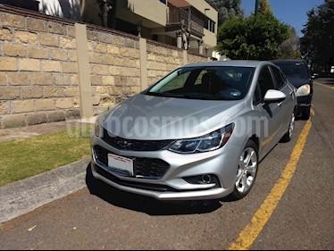 foto Chevrolet Cruze LT Tela Aut usado (2018) color Plata precio $270,000