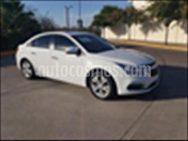 Chevrolet Cruze LT TM usado (2016) color Blanco precio $188,000