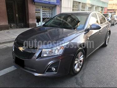 Foto venta Auto usado Chevrolet Cruze LT (2013) color Gris Humo precio $350.000