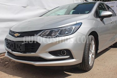 Foto venta Auto usado Chevrolet Cruze LT (2019) color Blanco Crema precio $610.000