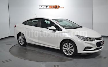 Foto venta Auto usado Chevrolet Cruze LT (2018) color Blanco precio $690.000