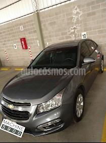 Foto venta Auto Usado Chevrolet Cruze LT (2015) color Gris Oscuro precio $395.000