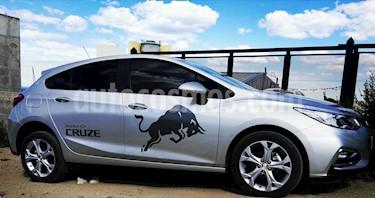 Foto venta Auto usado Chevrolet Cruze LT (2018) color Plata Switchblade precio $670.000