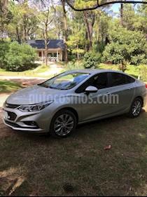Foto venta Auto usado Chevrolet Cruze LT (2017) color Plata Switchblade precio $585.000