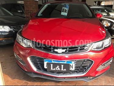 Foto venta Auto usado Chevrolet Cruze LT (2017) precio $750.000