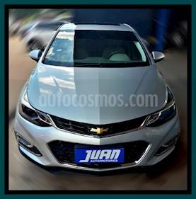 Foto Chevrolet Cruze LT usado (2017) color Gris Claro precio $1.050.000