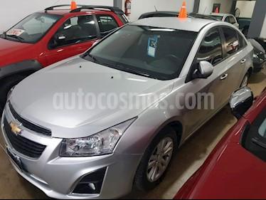 Foto venta Auto usado Chevrolet Cruze LT (2014) color Gris Claro precio $429.000