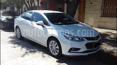 Foto venta Auto usado Chevrolet Cruze LT (2017) color Blanco Summit precio $620.000