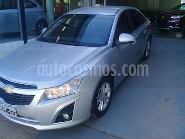 Foto venta Auto usado Chevrolet Cruze LT  (2014) color Plata Switchblade precio $350.000
