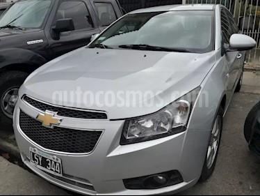 Foto venta Auto usado Chevrolet Cruze LT (2012) color Gris Estano precio $275.000