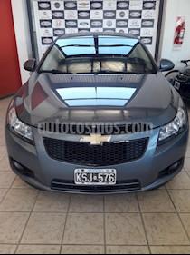 Foto venta Auto usado Chevrolet Cruze LT (2012) color Gris Oscuro precio $360.000