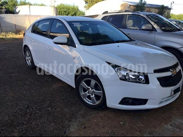 Foto venta Auto usado Chevrolet Cruze LT (2013) color Blanco Summit