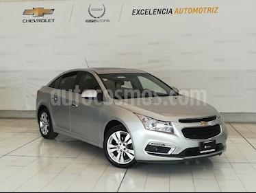 Foto venta Auto usado Chevrolet Cruze LT (2015) color Plata precio $169,000