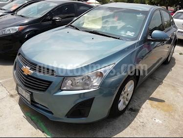 Foto Chevrolet Cruze LT usado (2014) color Azul precio $144,800