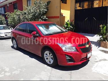 Foto Chevrolet Cruze LT usado (2014) color Rojo Metalizado precio $136,000